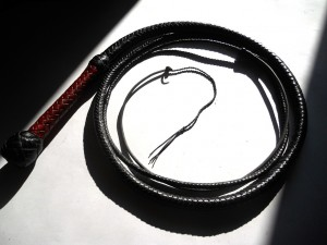 LC Indiana Jones  bullwhip kangaroo leather - Ultima Crociata frusta  Indiana Jones Replica intreccio canguro  (1)