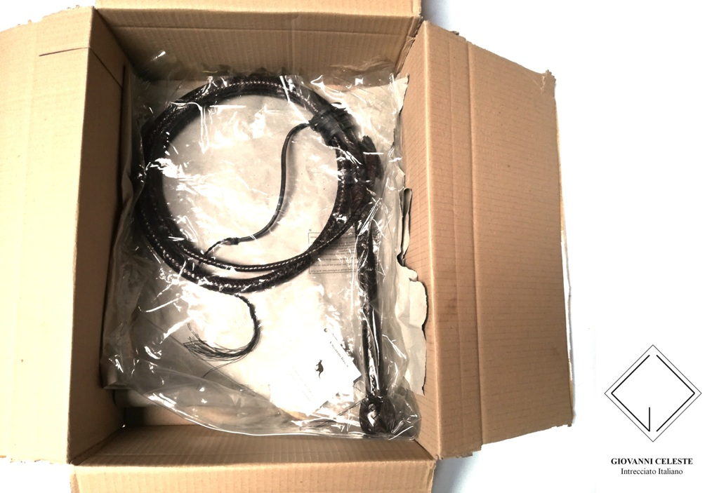 How to ship properly a whip: 7 things to do and not to do