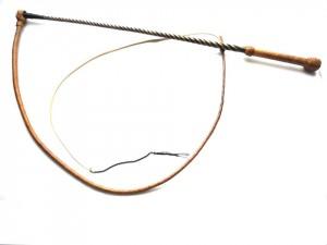 Tamer  Kangaroo leather whip Frusta domatore  intreccio in pelle di canguro  (16)