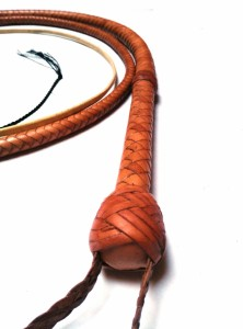 Little Raiders whip indiana jones replica tan - Little Raiders whip replica frusta indiana jones colore naturale (6)