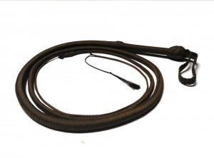 Indiana Jones style paracord whip dark brown frusta Paracord Indiana jones style moro (1)