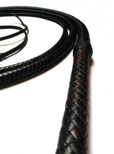 Raiders whip indiana jones replica dark brown - Raiders whip replica frusta indiana jones marrone scuro (5)