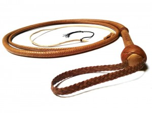Raiders whip indiana jones replica natural tan - Raiders whip replica frusta indiana jones naturale (1)