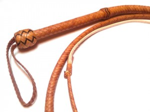 Standard Bullwhip kangaroo braided Bullwhip intrecciata in pelle di canguro (26)