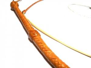 Standard Bullwhip kangaroo braided Bullwhip intrecciata in pelle di canguro (27)