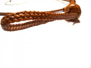 Standard Bullwhip kangaroo braided Bullwhip intrecciata in pelle di canguro (29)