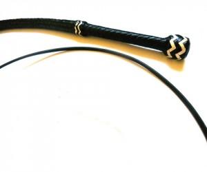 Standard Bullwhip kangaroo braided  Standard Bullwhip intrecciata in pelle di canguro (18)