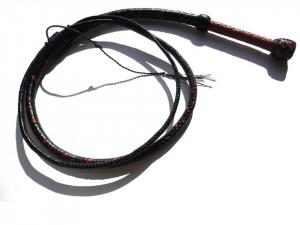 Standard Bullwhip kangaroo braided leather Standard Bullwhip intrecciata in pelle di canguro (22)