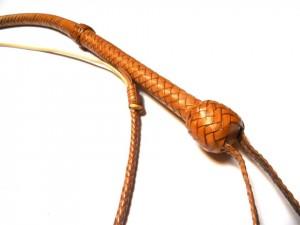 Standard Bullwhip kangaroo braided leather Standard Bullwhip intrecciata in pelle di canguro (25)