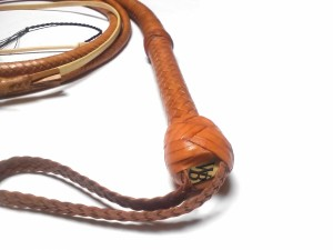 Raiders 10ft 12 plait kangaroo hide (7)
