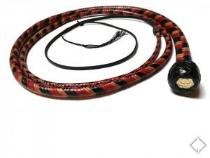 giovanniceleste.it frusta snake intrecciata canguro - kangaroo snake whip (8)